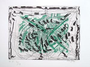 Sans titre 3 by Jean-Paul Riopelle