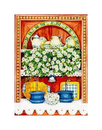 Blossoming Kitchen II