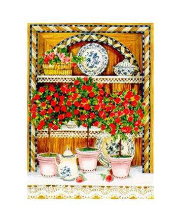 Blossoming Kitchen III