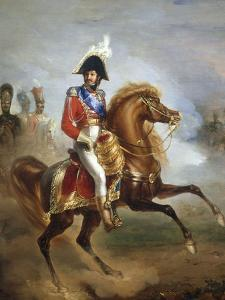 Joachim Murat by Jean Pierre Franque