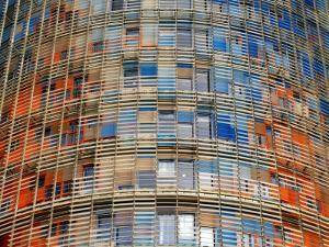 Agbar Tower by Jean Nouvel by Jean-pierre Lescourret