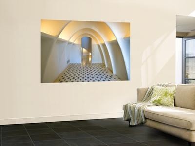 Interior of Casa Batllo by Antoni Gaudi