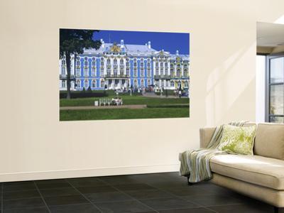 Pushkin Palace, Tsarskoie Selo