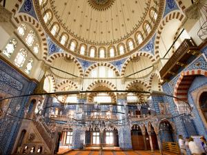 Rustem Pasa Mosque by Jean-pierre Lescourret