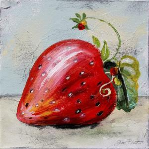 Abstract Kitchen Fruit 2 by Jean Plout