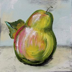 Abstract Kitchen Fruit 4 by Jean Plout