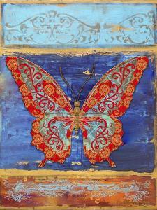 Fantasy Butterfly by Jean Plout