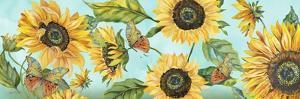 JP3027-C-Sunflower Garden by Jean Plout