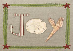 JP3175-Beachy Christmas-Joy by Jean Plout
