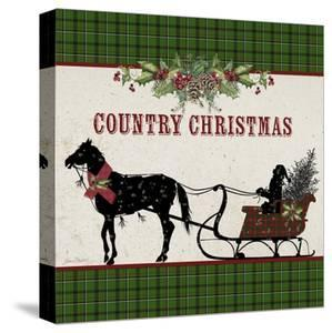 JP3672-Country Christmas by Jean Plout