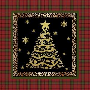 JP3697-Rustic Christmastif by Jean Plout