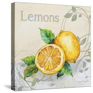 Tutti Fruiti Lemon by Jean Plout