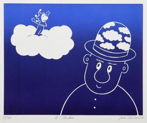 Hi! Cloudius by Jean Sariano