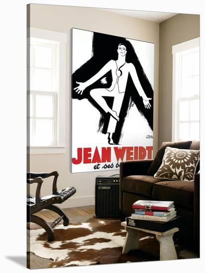 Jean Weidt et ses ballets--Loft Art
