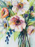 Radiance II-Jeanette Vertentes-Framed Art Print