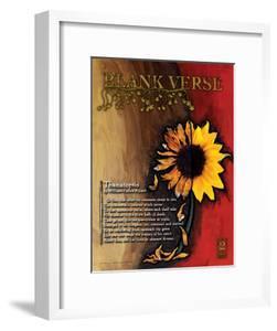 Blank Verse Poetry Form by Jeanne Stevenson