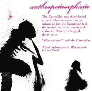 Literary Techniques: Anthropomorphism by Jeanne Stevenson