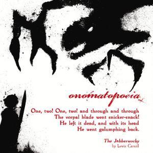 Literary Techniques: Onomatopoeia by Jeanne Stevenson