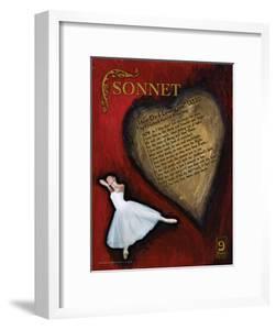 Sonnet Poetry Form by Jeanne Stevenson