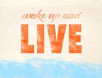 Wake Up and Live by Jeanne Stevenson