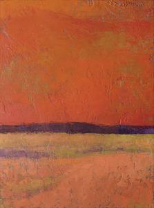 Burning Sky II by Jeannie Sellmer