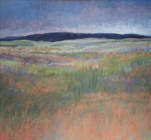Landscape in Silvery Light by Jeannie Sellmer