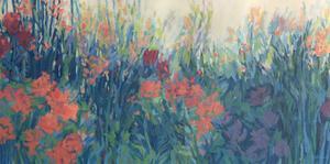 Summer Garden by Jeannie Sellmer