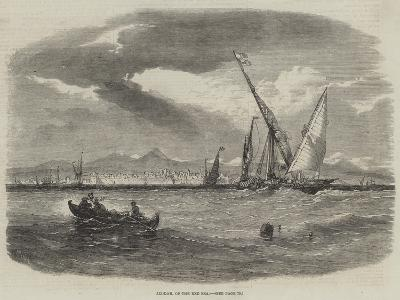 Jeddah, on the Red Sea-Richard Principal Leitch-Giclee Print