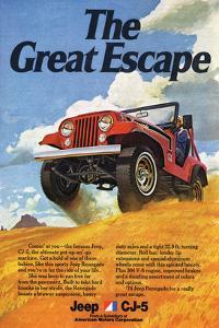 Jeep Cj-5 Renegade-Greatescape