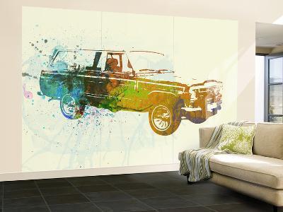 Jeep Wagoneer-NaxArt-Wall Mural – Large
