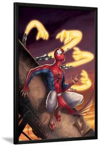 Spider-Man India No.3 Cover: Spider-Man by Jeevan J. Kang