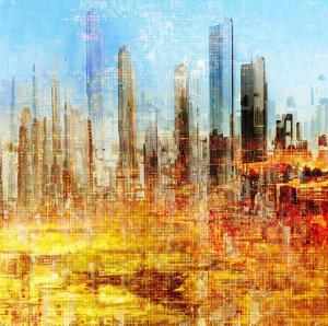 City Abstract 2 by Jefd
