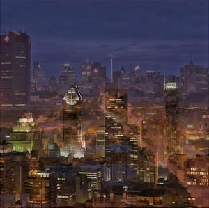 Montreal view by Jefd