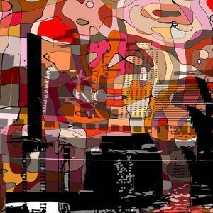 Urban Color VI by Jefd
