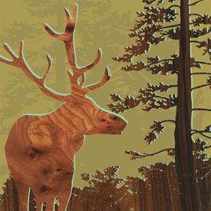 Deer 2 by jefdesigns