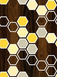Hex Yellow by jefdesigns