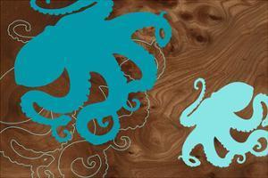 Octopus 1 by jefdesigns