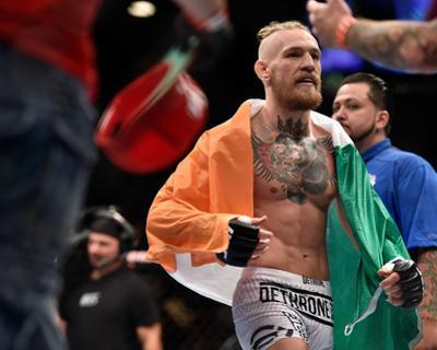 UFC 178 - Poirier v Mcgregor