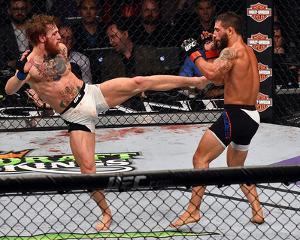 UFC 189: Mendes v Mcgregor by Jeff Bottari/Zuffa LLC