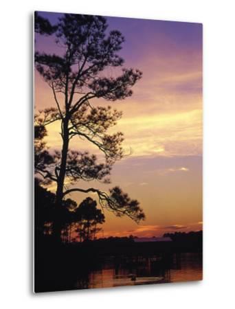 Cotton Bayou at Sunset