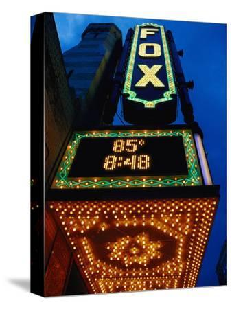 Fox Theater Entrance and Marquee, Atlanta, GA