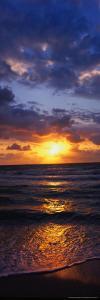 Sunrise and Surf, Miami Beach, FL by Jeff Greenberg