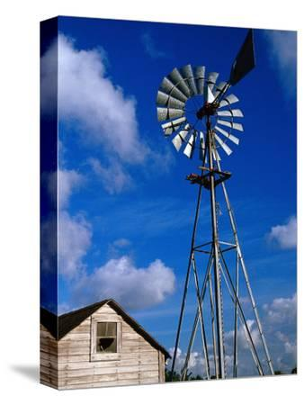 Wind-Driven Water Pump, FL