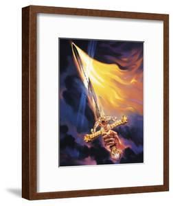 Christian Sword of Spirit by Jeff Haynie