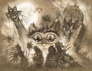 Zombie Cats 2 by Jeff Haynie