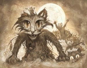 Zombie Cats 3 by Jeff Haynie