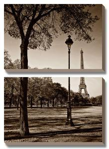 An Afternoon Stroll-Paris I by Jeff Maihara