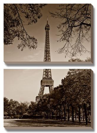 An Afternoon Stroll-Paris II by Jeff Maihara