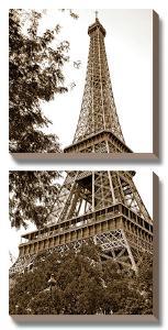 La Tour Eiffel I by Jeff Maihara