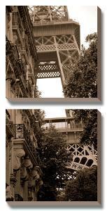 La Tour Eiffel II by Jeff Maihara